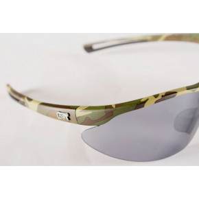CoverT Pro 724 Ballistic Glasses - Deluxe Set - Green Camo