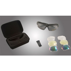 CoverT Pro 910 Ballistic Glasses - Deluxe Set