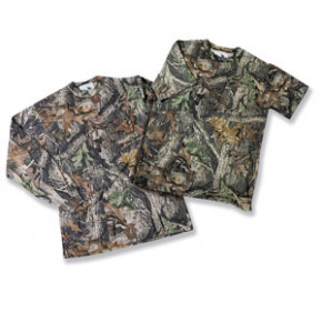 Realtree Short Sleeved T-shirt
