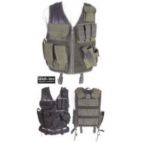 Web-tex Cross-Draw Vest