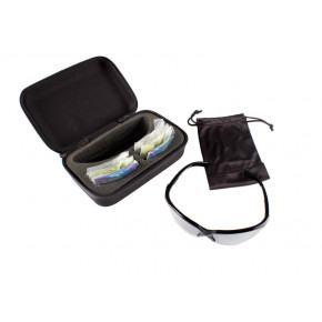 CoverT Pro 908 Ballistic Glasses - Deluxe Set - Black