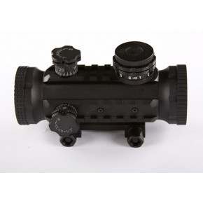 M400 1 x 30mm Red/Green dot sight with RIS Rails