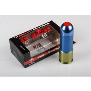 S-Thunder Airsoft Grenade Blue - Long