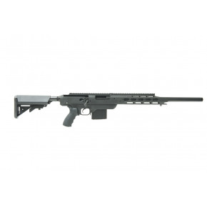 Action Army AAC21 Sniper Gas Airsoft Rifle - Black
