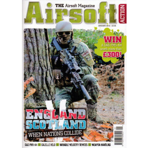 Airsoft Action - January 2012