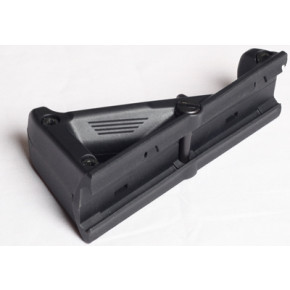 M-AngPul Tactical Angled Foregrip - 20mm rail fixing - Black