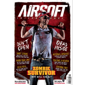 Airsoft International Volume 10 Issue 6 - November 2014