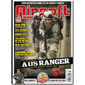 Airsoft International Volume 6 Issue 3 (August 2010)