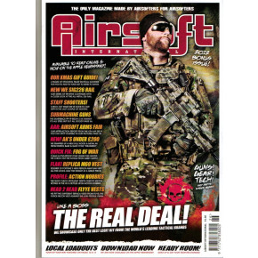 Airsoft International Volume (November 2012) The Bonus Issue!