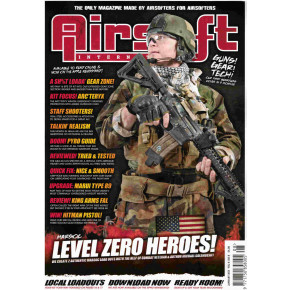 Airsoft International Volume 8 Issue 8 - January 2013