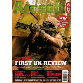 Airsoft Action March 2012