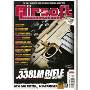Airsoft International Volume 7 Issue  12 (May 2012)