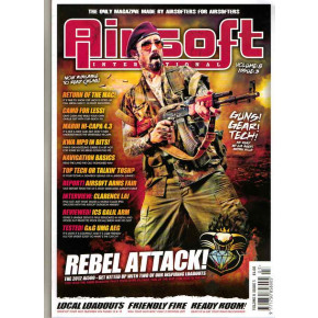 Airsoft International Volume 8 Issue 3 (August 2012)