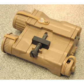 Element AN/PEQ 16 battery box - Tan