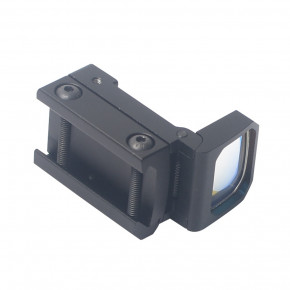 Aim-O Flip Dot Reflex Sight - Black