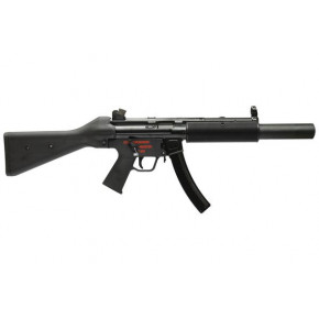 WE Airsoft SMG-5 SD1 Apache GBB Airsoft SMG