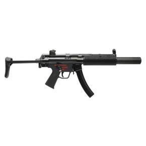 WE Airsoft SMG-5 SD3 Apache GBB Airsoft SMG
