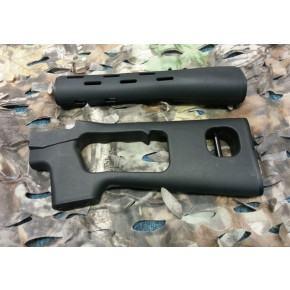 Dragunov AK-SVD Black Body Kit (A&K)