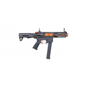 G&G ARP 9 (ARP9) Airsoft SMG - AMBER ORANGE