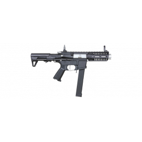G&G ARP 9 (ARP9) Airsoft SMG - ICE SILVER