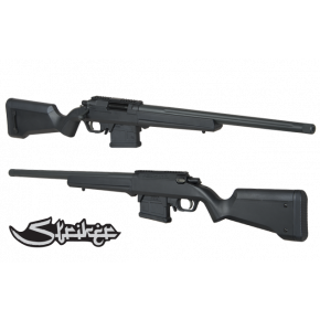 "ARES Amoeba ""Striker"" AS-01 Airsoft Sniper Rifle - Black"