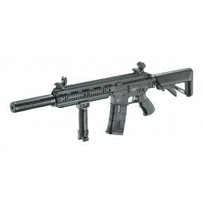 ICS CXP16 Long Airsoft Rifle - Black
