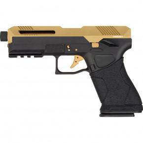 Valken AVP17 Advance Gas Blowback Pistol - Gold