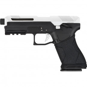 Valken AVP17 Advance Gas Blowback Pistol - Silver