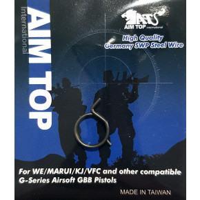 Aim Top International G-Series Hammer Spring for WE / Marui / KJ / VFC Airsoft Pistols
