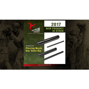 Action Army KJW / M700 Piercing Nozzle Key / Valve Key