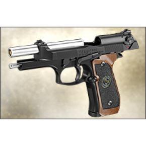 Tokyo Marui Biohazard (Resident Evil) Samurai Edge (Heavy Grade Version) Airsoft Pistol - Black