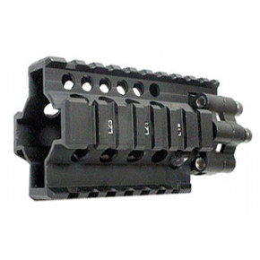 "4.0"" Daniel Defence Styled AR15 Lite Rail  / Hand Guard"