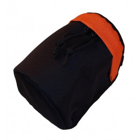 SAG Gear - Lens Pouch Extra Large - Black & Orange