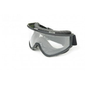 Bolle style goggles with Clear Lens
