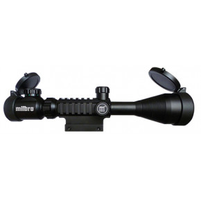 MILBRO Military Style 4-12 x 50 Scope