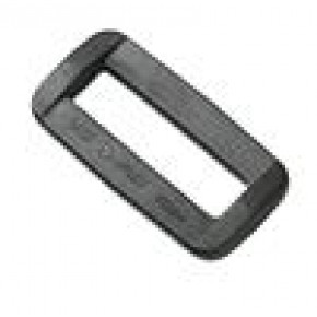 Common Loop Nylon Duraflex Black 38mm