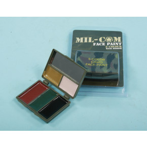 Mil-com Camo Face Paint Kit