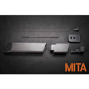 MIT Airsoft Glck Gas Magazine Extension unit - extra 13rds