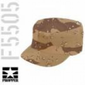 US six-colour Desert Patrol Cap Choc-Chip