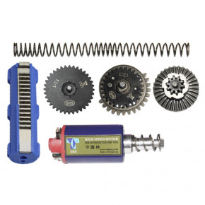 SHS Full Set 13:1 High Speed Upgrade set for Version 2 (V2 VII) gearboxes!