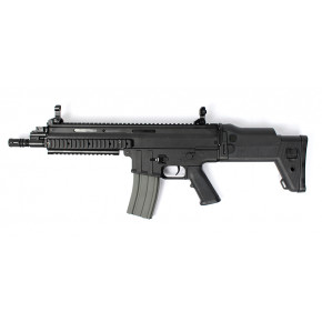 Classic Army Licensed ISSC CQC MK22 SCAR Airsoft Rifle - Black
