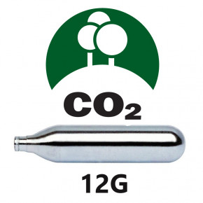 12gramme CO2 Cartridge (single)