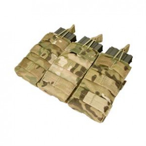 Pro Force Triple quick release mag pouch - MultiCam
