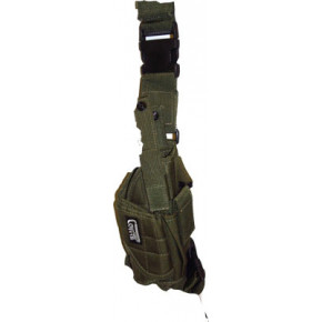 Covert Adjustable Leg Holster