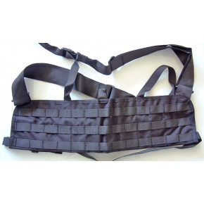 CoverT Cordura MOLLE Chest Rig