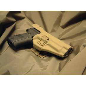 CQC Nylon Fibre Holster- Matt Finish SIG 226 - Coyote Brown