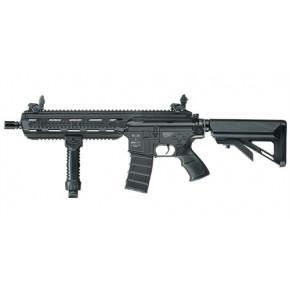 ICS CXP16 Black Long Plastic Airsoft Rifle AEG
