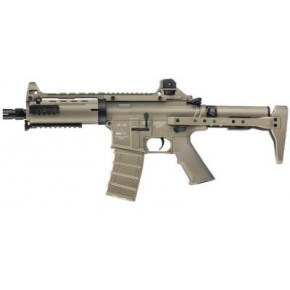 ICS CXP08 Concept Airsoft Rifle Tan Plastic AEG