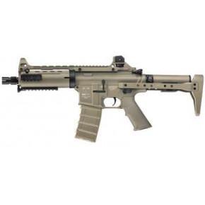 ICS CXP08 Concept Airsoft Rifle Tan Metal AEG
