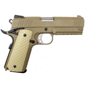WE Desert Warrior 4.3 Airsoft Pistol
